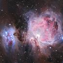 M42 Great Orion Nebula - QHY268C First Light,                                Jarrett Trezzo
