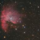 NGC 281 Pacman Nebula,                                Zoltán Bach