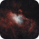 Messier 16 - The Eagle Nebula,                                Arun H.