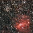 Ngc 7635 Bubble Nebel,                                Alexander Grasel