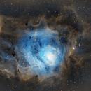 M8- Lagoon Nebula,                                Johnyb2