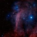sh2-150 & VDB154 : A nebula in Cepheus - HaB-RGB,                                Daniel.P