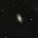 M 64 - (  Black Eye - Devil Eye Galaxy ),                                GALASSIA 60
