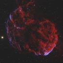 IC443 Jellyfish Nebula,                                Graem Lourens