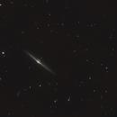 Nadelgalaxie,                    Matthias Steiner