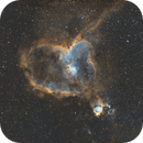 Heart Nebula  - RedCat 51,                                Andrew Burwell
