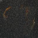 Veil Nebula,                                David Cocklin