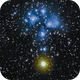 HDR-Venus and M45 conjunction,                                ofiuco