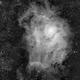 M 8 Lagoon Nebula,                    Craige
