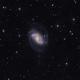 Caldwell 45 - NGC5248 in Bootes,                                Arnaud Peel