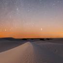 Northeastern Milky Way from the Desert,                                Wesley Creech