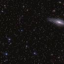 Ngc 7331 e il Quintetto di Stephan (Magnitudine limite +19.3),                                Gianluca Belgrado