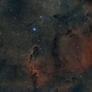 The Elephant's Trunk (IC 1396) in HOO,                    Josh Woodward