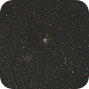 ngc7129 and ngc7142 of  01.04.2011,                                Stefano Ciapetti