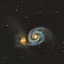 Whirlpool Galaxy M51,                                Stan Smith