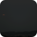 Partial lunar eclipse 07.08.2017- time lapse,                                Andrea Storani