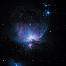 Orion Nebula reedited,                                Thomas