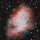 M1 - The Crab Nebula,                                Alessandro Cavallaro