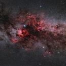 Cygnus - HaRGB - 50mm,                                Gernot_Obertaxer