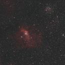 Bubble Nebula and neighbors,                                  Jim McPherson