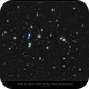 Messier 44 - Beehive Cluster with Minor Planets Aoba & Brabantia,                    Frank Schmitz
