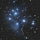 M45 - Pleiades,                                cherokawa