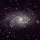 M33 Triangle Galaxy,                                eldoctorbacterio