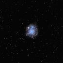 NGC 6543 - The Cat's Eye,                                Tim