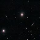 M84 & M86,                                Armel FAUVEAU