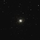 M92 first time lucky imaging,                                Marek Smiatacz