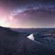 Inspiration Point: A 180 Megapixel Nightscape Collaboration,                                Christopher Scott