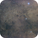 "Barnard 72 (The ""Snake"" Nebula),                                Nikola Nikolov"