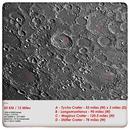 Tycho Crater,                                edomtset