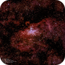 M16 Eagle Nebula,                                Robert Van Vugt