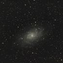 M33 - Triangulum Galaxy,                                Benny Colyn