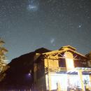 Magellanic Clouds over Santa Catarina Montains,                                Samuel Müller