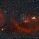 Wide field constellation of Orion,                                Alberto Pisabarro
