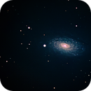 M63: The Sunflower Galaxy (ZWO ASI183MM-Cool and ZWO ASI1600MM-Cool),                                  orangemaze