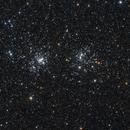 C14 - NGC 884, NGC 869 Double cluster,                                Ivan Bosnar