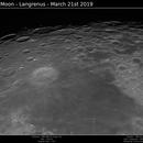 Moon - Langrenus,                                  Brice Blanc