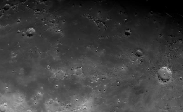 Copernicus crater,                                  Jose Carballada