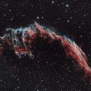 The Eastern Veil Nebula,                                Marcel Nowaczyk