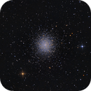M13 Great Hercules Cluster,                                Gebhard Maurer