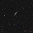 NGC4631 - NGC4656,                                ZlochTeamAstro