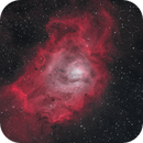 Lagoon Nebula (HOO),                                Gabriel Dornier