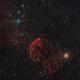 IC 443 - Jellyfish Nebula,                                ruccdu