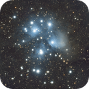 M45, The Seven Sisters,                                James