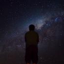 Wondering the stars,                                Giordano Bruno