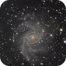 Fireworks Galaxy,                                diurnal