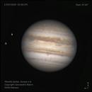 Planeta Júpiter, Europa e Io,                                Geovandro Nobre